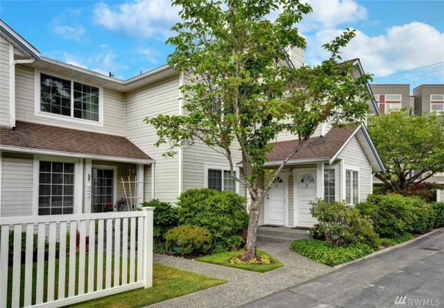 18545 Linden Ave N #15, Shoreline, WA 98133 (#1477542) :: Keller Williams Realty