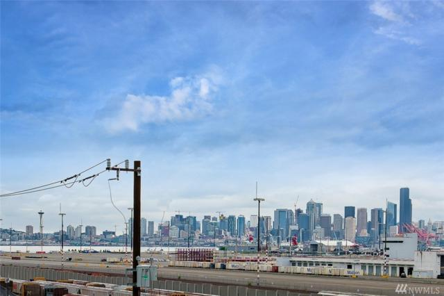 3318 30th Ave SW B505, Seattle, WA 98126 (#1477891) :: Platinum Real Estate Partners