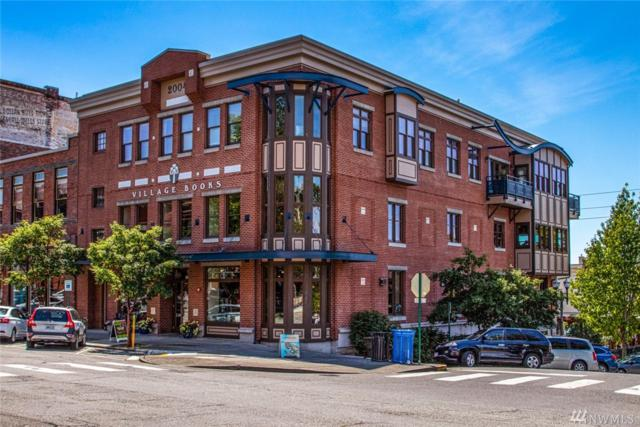 1010 Mill Ave #301, Bellingham, WA 98225 (#1478056) :: Real Estate Solutions Group