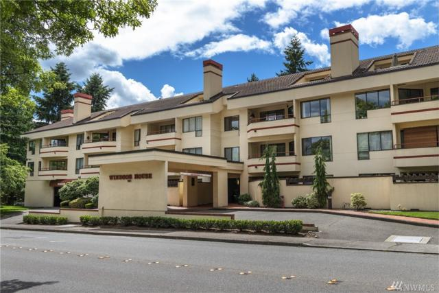 401 100th Ave NE #319, Bellevue, WA 98004 (#1478098) :: Keller Williams Realty