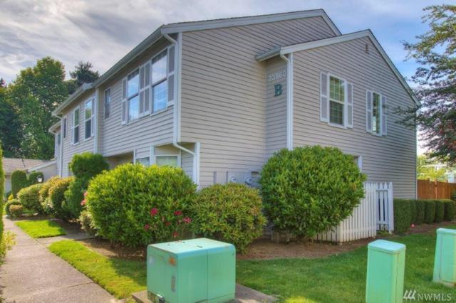 23960 58th Ct S B4, Kent, WA 98032 (#1478274) :: Mike & Sandi Nelson Real Estate