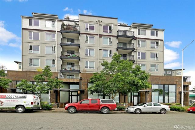 12334 31st Ave NE #308, Seattle, WA 98125 (#1478357) :: Keller Williams Realty