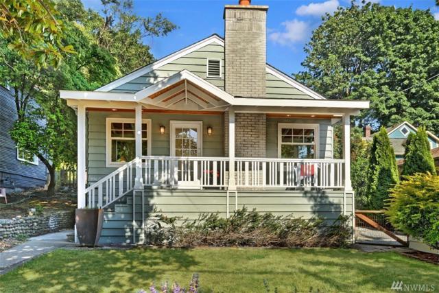 3960 Dayton Ave N, Seattle, WA 98103 (#1478522) :: Platinum Real Estate Partners
