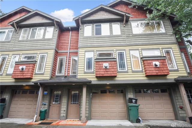 933 N 105th St. B, Seattle, WA 98133 (#1478528) :: McAuley Homes