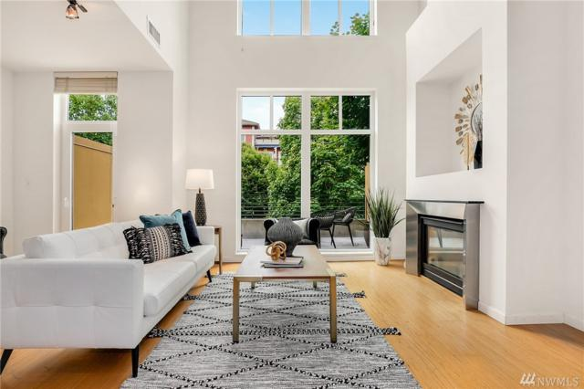17 W Mercer St #1, Seattle, WA 98119 (#1478560) :: Platinum Real Estate Partners