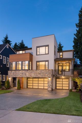 592 155th (Homesite 5) Place NE, Bellevue, WA 98007 (#1478721) :: Better Properties Lacey
