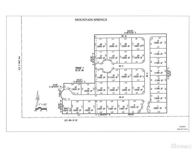0 Mountain Springs Subdivision, East Wenatchee, WA 98802 (#1478786) :: Platinum Real Estate Partners