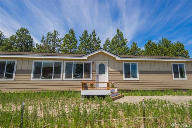 1440 Sunlight Waters Dr, Cle Elum, WA 98922 (#1478875) :: Kimberly Gartland Group