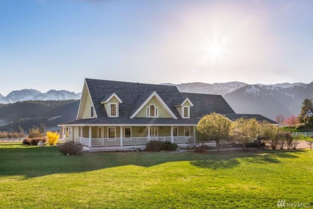 76 Garmisch Lane, Leavenworth, WA 98826 (MLS #1478957) :: Nick McLean Real Estate Group