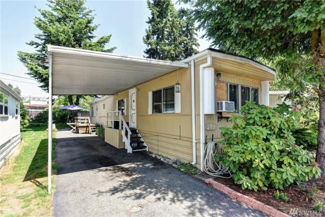 7301 NE 175th St #309, Kenmore, WA 98028 (#1479170) :: KW North Seattle