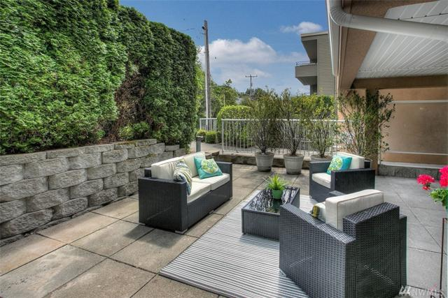 2851 14th Ave W #101, Seattle, WA 98119 (#1479210) :: Better Homes and Gardens Real Estate McKenzie Group