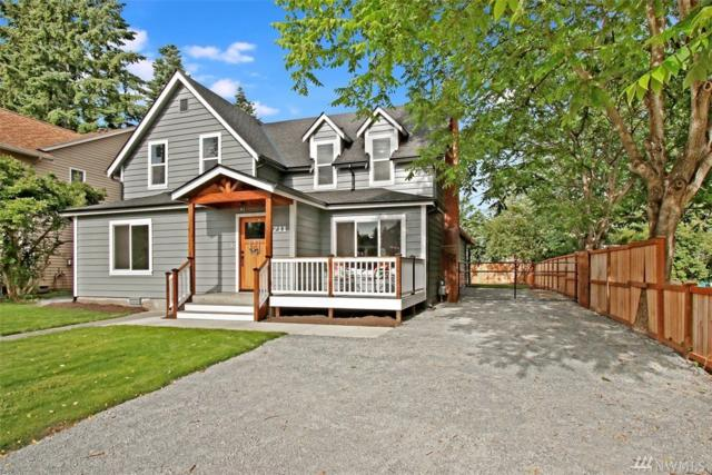 711 Lincoln Ave, Snohomish, WA 98290 (#1479229) :: Platinum Real Estate Partners
