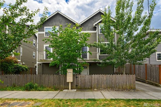 1763-A NW 58th St, Seattle, WA 98107 (#1479259) :: KW North Seattle