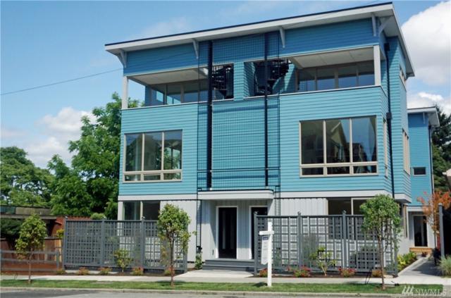 1612-E California Ave SW, Seattle, WA 98116 (#1479271) :: KW North Seattle