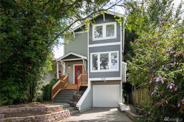 2131 N 87th St, Seattle, WA 98103 (#1479378) :: McAuley Homes