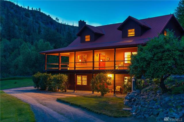 7280 Olalla Canyon Rd, Cashmere, WA 98815 (#1479542) :: Mosaic Home Group