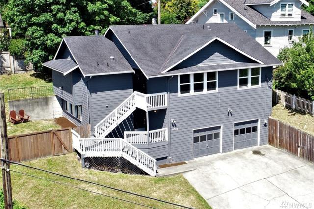 9515 Holman Rd NW, Seattle, WA 98117 (#1479549) :: Platinum Real Estate Partners