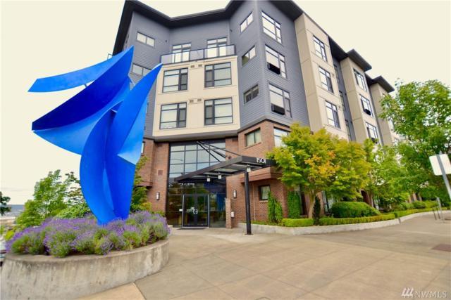 1501 Tacoma Ave #208, Tacoma, WA 98402 (#1479800) :: Keller Williams Realty