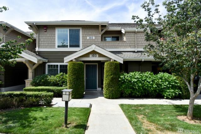 1905 24th Ave NE #103, Issaquah, WA 98029 (#1479956) :: Chris Cross Real Estate Group