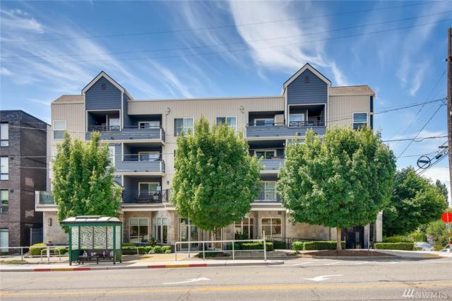 9057 Greenwood Ave N #101, Seattle, WA 98103 (#1479989) :: Northern Key Team