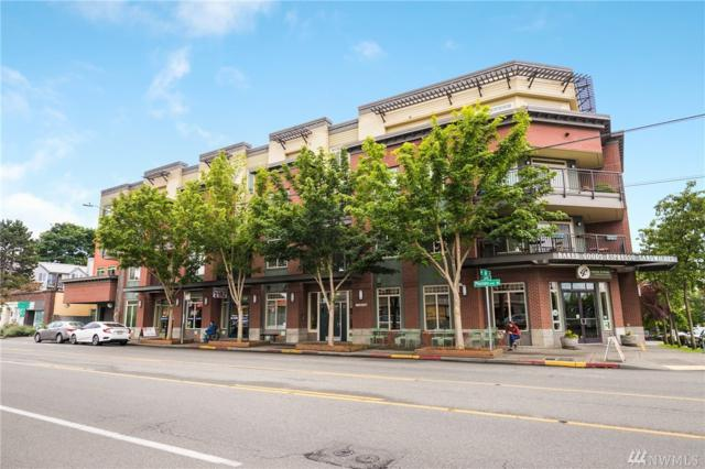 6015 Phinney Ave N #202, Seattle, WA 98103 (#1480084) :: Northern Key Team