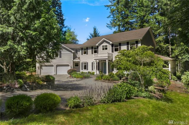 8576 NE Grizdale Lane, Bainbridge Island, WA 98110 (#1480163) :: Kimberly Gartland Group