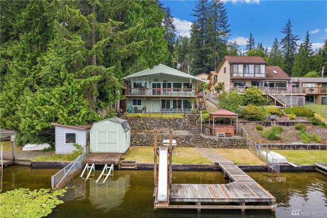 5821 W Flowing Lake Rd, Snohomish, WA 98290 (#1480238) :: Real Estate Solutions Group