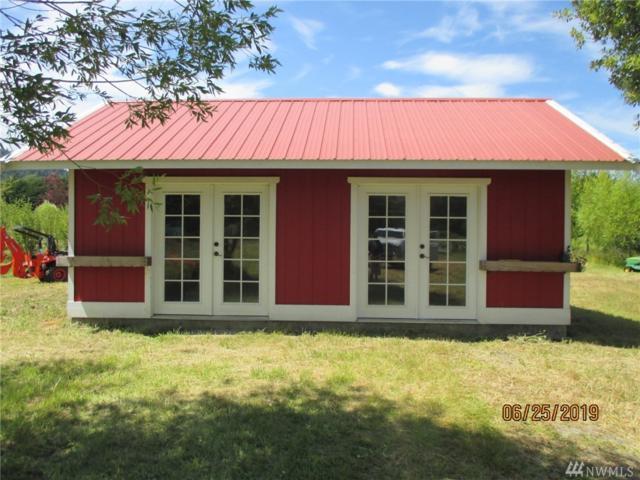 34 Happy Valley Rd, Sequim, WA 98382 (#1480401) :: Platinum Real Estate Partners