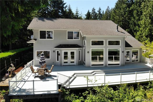 10915 Seaview Dr, Anderson Island, WA 98303 (MLS #1480444) :: Matin Real Estate Group