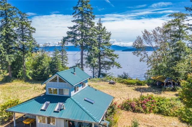 46396 Sinclair Island, Sinclair Island, WA 98221 (#1480505) :: Keller Williams - Shook Home Group