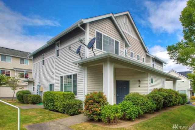 1130 63rd St SE 10B, Auburn, WA 98092 (#1480673) :: Platinum Real Estate Partners