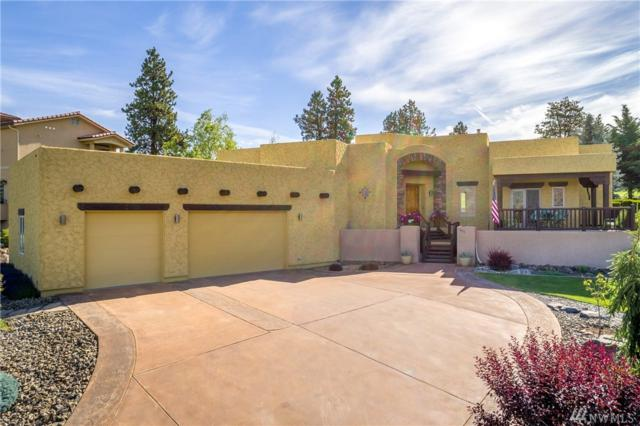 605 Desert Canyon Blvd, Orondo, WA 98843 (#1480722) :: Real Estate Solutions Group
