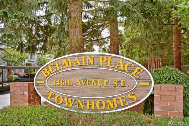 1 146th Ave SE #27, Bellevue, WA 98007 (MLS #1480890) :: Brantley Christianson Real Estate