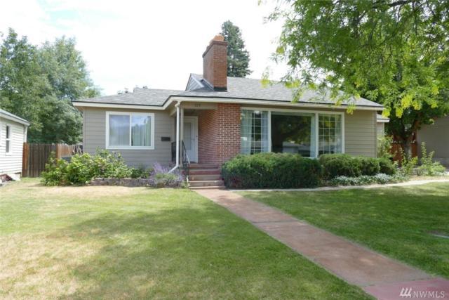 215 Chapel St, Cashmere, WA 98815 (#1481074) :: Better Properties Lacey