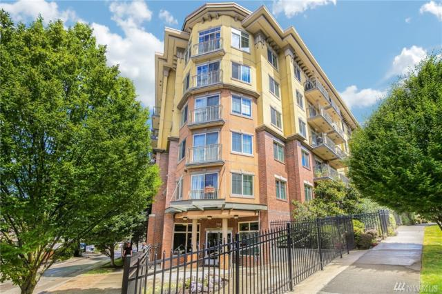 700 E Denny Wy #310, Seattle, WA 98122 (#1481142) :: Real Estate Solutions Group
