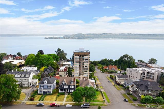 404 N D St E-10, Tacoma, WA 98403 (MLS #1481180) :: Matin Real Estate Group