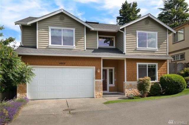 4928 SW Forney St, Seattle, WA 98116 (#1481224) :: Kimberly Gartland Group