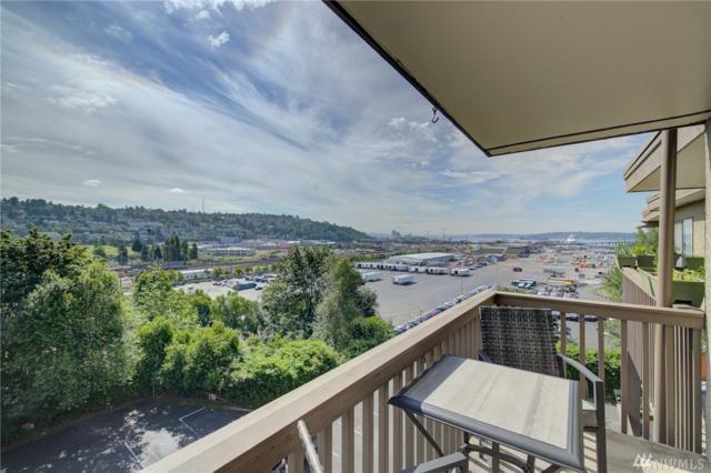 2550 Thorndyke Ave W #402, Seattle, WA 98199 (#1481274) :: TRI STAR Team | RE/MAX NW