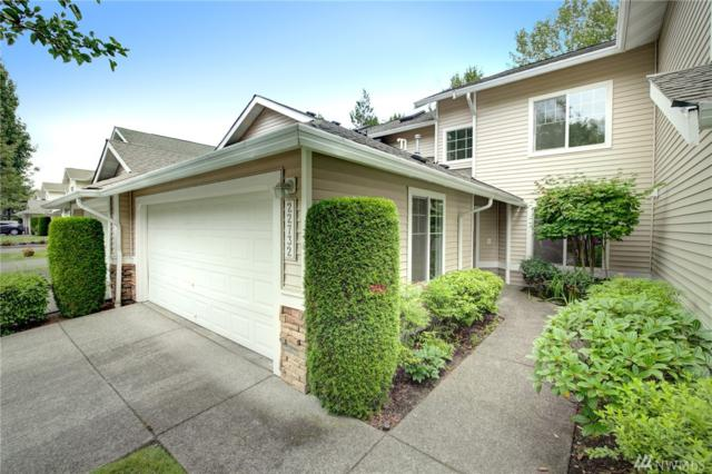 22732 43rd Ave S 14-3, Kent, WA 98032 (#1481570) :: Keller Williams Realty Greater Seattle