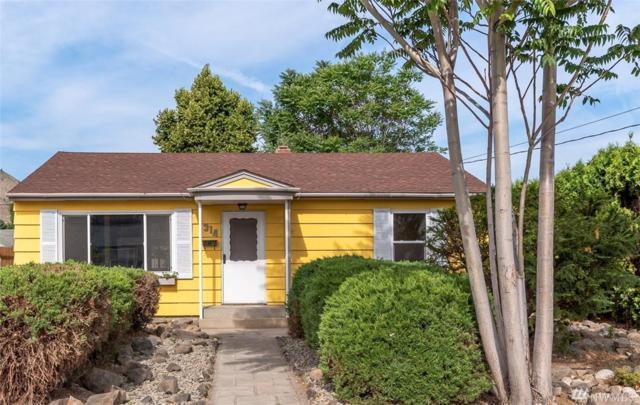 314 Sunset Ave, Wenatchee, WA 98801 (#1481612) :: Better Properties Lacey