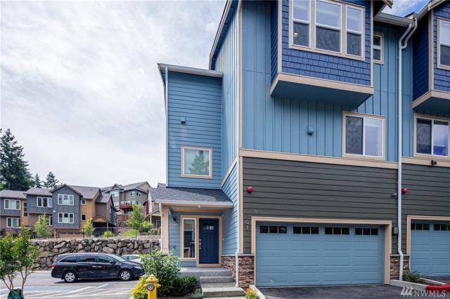 23000 NE 8th St G-1, Sammamish, WA 98074 (#1481716) :: Real Estate Solutions Group