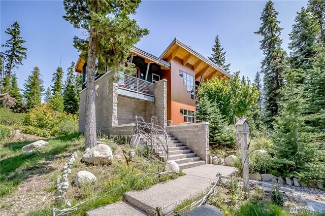17350 Blue Sky Meadows Road, Leavenworth, WA 98826 (#1481871) :: Ben Kinney Real Estate Team