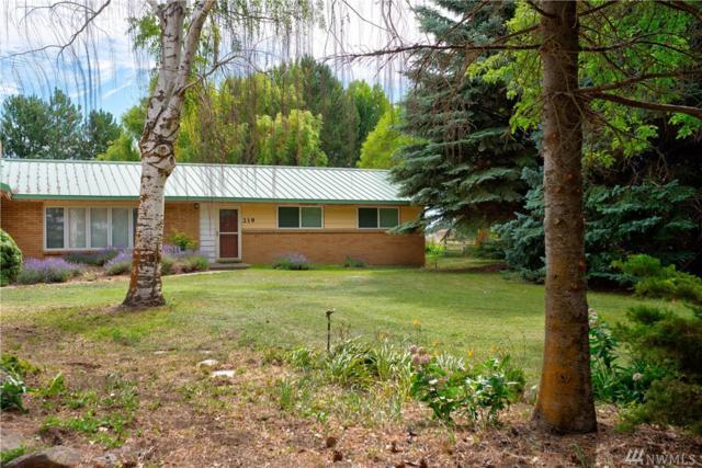 219 W Bender Rd, Ellensburg, WA 98926 (#1481880) :: Platinum Real Estate Partners