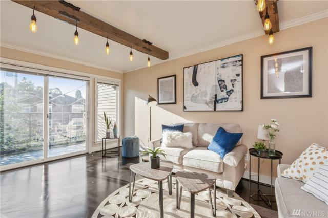 3657 Francis Ave N #403, Seattle, WA 98103 (#1481958) :: Lucas Pinto Real Estate Group