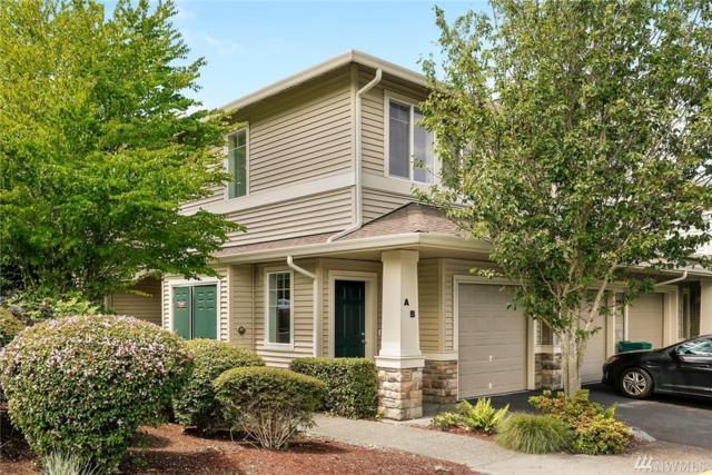 6121 Hazel Ave SE B, Auburn, WA 98092 (#1482436) :: Platinum Real Estate Partners