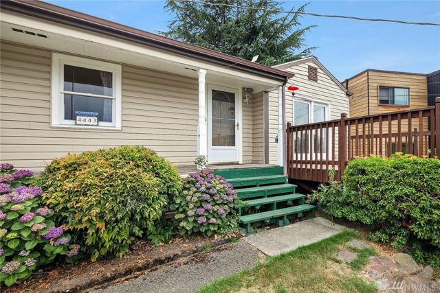 4443 28th Place W, Seattle, WA 98199 (#1482473) :: Platinum Real Estate Partners