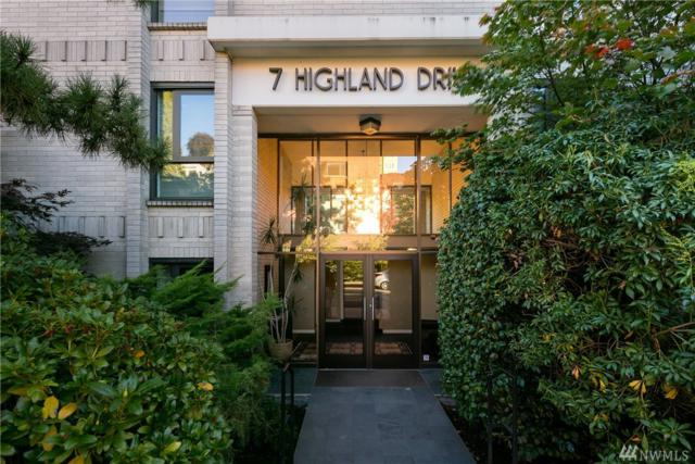 7 Highland Dr #404, Seattle, WA 98109 (#1482820) :: Platinum Real Estate Partners