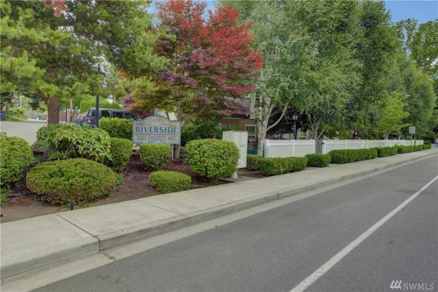 3625 Everett Ave #209, Everett, WA 98201 (#1483171) :: Platinum Real Estate Partners