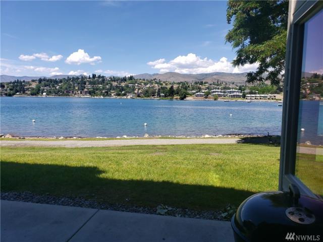 1 Beach 579-F, Manson, WA 98831 (#1483399) :: Platinum Real Estate Partners