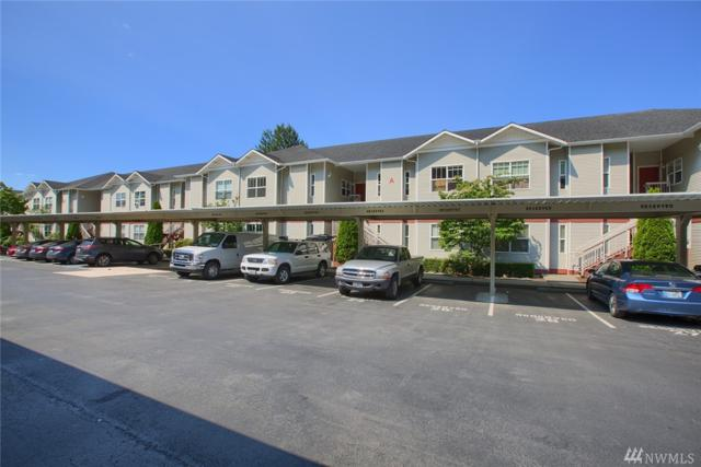 4217 164th St SW A208, Lynnwood, WA 98037 (#1483507) :: McAuley Homes